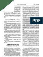 Subvenciones 2009 -AMPAs