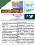 bulletin 19 -30-01-2015