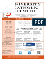 UCC Bulletin 2-08-2015
