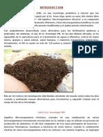 EM y lombricultura