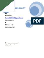 Nanotechnology Office 2007