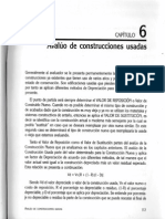 CAPT 6 _ Avaluos de Construcciones Usadas