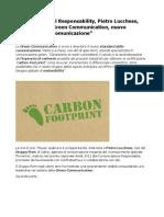 Pietro Lucchese Gruppo Rem Green Communication Nuovo Standard Della Comunicazione