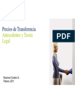 Antecedentes Del Regimen PDT y Marco Legal en Venezuela (Rosemari)