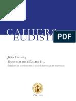 Cahier Eudiste n°23