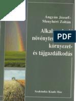 Alkalmazkodó növénytermesztés,környezet- és tájgazdálkodás.pdf