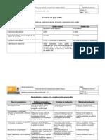 ejemplo formación de auditores ISO 9001