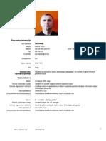 CV Elvir Babajic