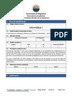 Microdiseño Informatica 1 - 2015