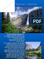 Parcul Naţional Yosemite