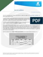Modelos de registro de en auxiliares
