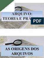 Arquivo Teoria e Prática II