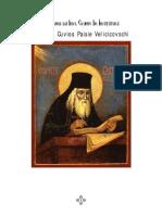 Rugaciunea Lui Iisus - Sf.cuv.Paisie Velicicovschi
