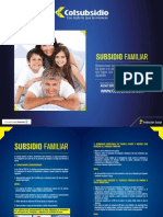 Requisitos Para Obtener Subsidio Familiar