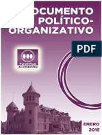Documento Político-Organizativo 2015