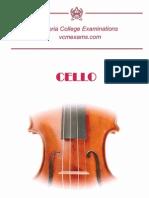 Cello Playing Syllabus
