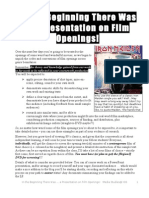 In the Beginning There Was - As Film Opening Presn Guidelines Compressed