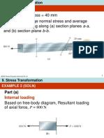 ME 241- Stress Transformation