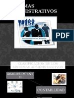 Sistemas Administrativos Mag. Vladimir 2014 (2)