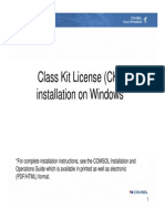 CKL Installation Windows 35a