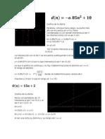 ejercicios de geometria analitoca