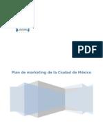 Sudáfrica y plan de marketing de la Cd. de México
