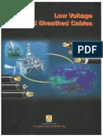 Low Voltage - Lead Sheathed Cables Catalogue