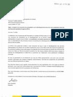 Invitation à La Rencontre de Consultation Sur Le Développement de La Formule Coopérative Dans Les SPU