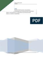 Dossieactividades metodos investigacionr Actividadades