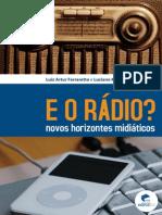 E o Rádio Novos Horizontes Mediáticos