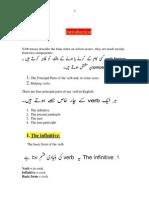 Tense in Urdu Book