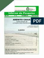 Arenito Caiuá - IAPAR