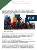 Les Chefs d'État africains s'offrent l'immunité contre les crimes de guerre - International - LeVif