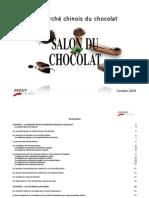 Etude Chine Chocolat