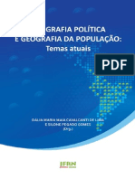 Geografia Politica - Dalia Maria