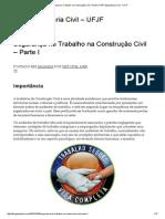 Segurança no Trabalho na Construção Civil – Parte I _ PET Engenharia Civil - UFJF.pdf