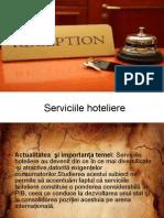 Serviciile hoteliere.ppt