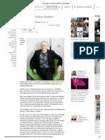 Entrevista Con Marilyn Strathern