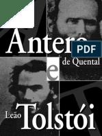 Schnaiderman_Quental e Tolstói