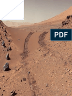 Hall, Richard - A Hypothesis. the Opportunity and Curiosity Mars Rovers Are Situated on Earth