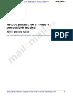 Metodo Practico Armonia Composicion Musical 19400