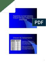 MÁQUINAS ELÉTRICAS - TRANSFORMADORES