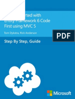 Getting Started With Entity Framework 6 Code First Using MVC 5
