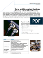 Dymax Dome Coatings & Decorative Coatings