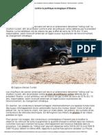 Polluer plus pour protester contre la politique écologique d'Obama - Environnement - LeVif