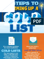 7 Steps to Warming Up a Cold List