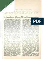 Tercera Parte - Informe Presentado Por El Señor Alberto Bayon Jefe de La Oficina de Control de Cambios y Exportaciones Año 1938