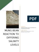 Mung Seed Lab