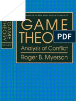 Myerson Game Theory