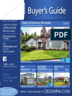 Coldwell Banker Olympia Real Estate Buyers Guide February 7th 2015